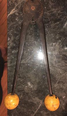 Vintage Acme Steel Strap Crimper Type Sealer 38 Strap