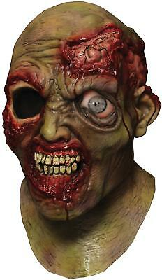 DIGITAL DUDZ CRAZY WANDERING EYE ZOMBIE UNDEAD MASK COSTUME TB10316 (Crazy Zombie Costumes)