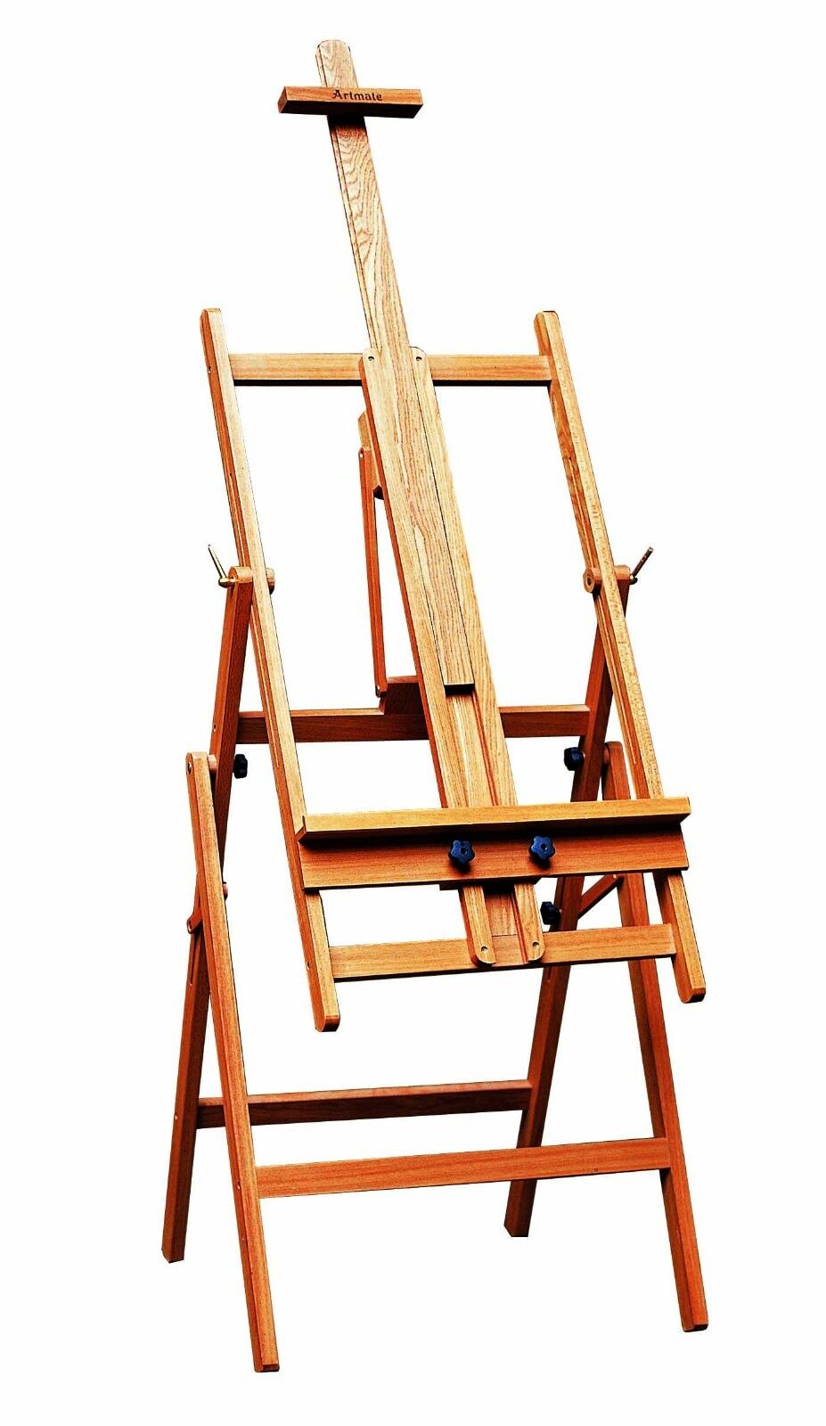 Large Adjustable H Frame Art Artist Studio Easel