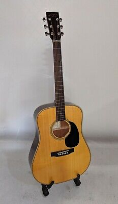 Recording King RD-06W 06 Series Dreadnought Guitar with Wide Soundhole