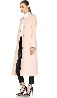 LANVIN Runway Wool Coat (Lanvin Wool Coat)