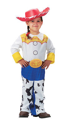 Disney-toy Story Kostüme (Disney Toy Story Jessie Kleinkinder / Kinder Kostüm Süß Ranch Thema Party)