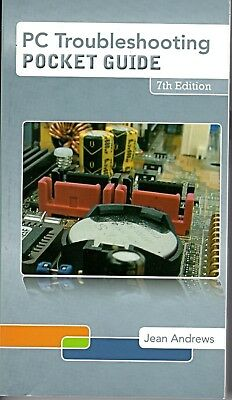 Pc Troubleshooting Pocket Guide 7Th Edition Brand New Cengage Learning