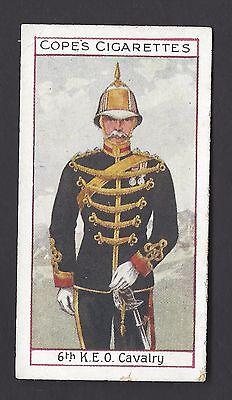 COPE - EMINENT BRITISH REGIMENTS OFFICERS (SCANDINAVIAN) - #13 6TH CAVALRY