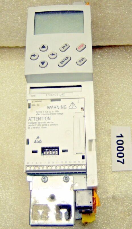 (10007) Lenze AC Drive Inverter E82EV751_4C