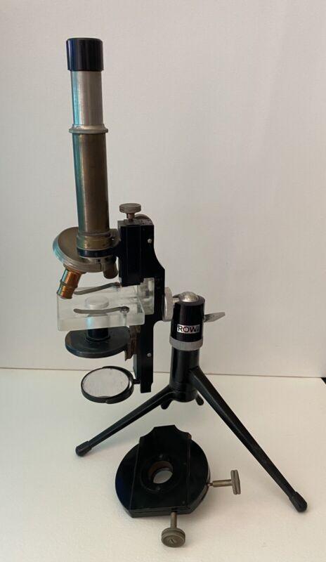 W & H Seibert Wetzlar No.31927 Microscope ~ 1920s