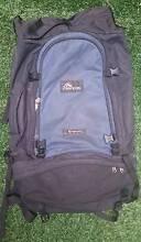 Macpac Genesis Travel Backpack ⁄ Rucksack Size 2 Birchgrove Leichhardt Area Preview