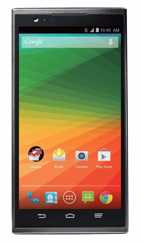 ZTE ZMAX Z970 - 16GB - 4G - Black -  GSM Android Smartphone