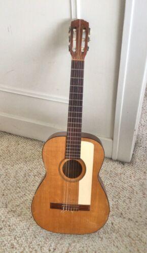 Vintage Goya-classic guitar-1959-60, concert size-G-10, Mfg. Sweden.-1 owner