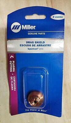 Miller 192053 - Spectrum 2050 Plasma Drag Shield. Ice 50c 55c