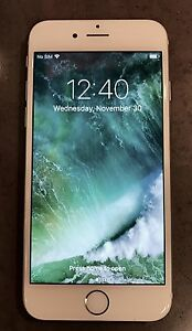* Unlocked * Apple iPhone 6 * AppleCare Plus * Silver / White *