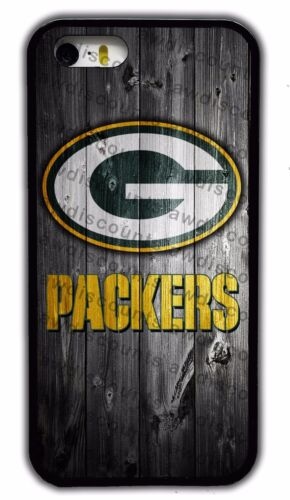 GREEN BAY PACKERS RUBBER PHONE CASE FOR IPHONE XS 11 PRO MAX XR 4 5C 6S 7 8 PLUS