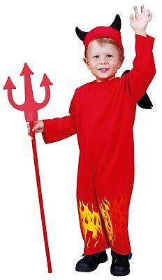 Teufel Kostüm für Kinder Teufelkostüm Kinderkostüm Halloween Horror - Halloween Teufel Kostüm Für Kinder