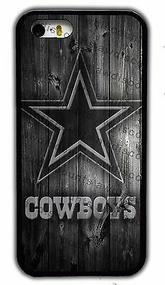 - DALLAS COWBOYS RUBBER PHONE CASE COVER FOR IPHONE XS MAX XR 4 5 5C 6 7 8 PLUS