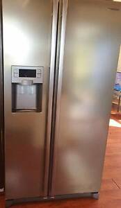 SAMSUNG fridge & freezer with water & ice dispenser SRS585HDIS Surfers Paradise Gold Coast City Preview