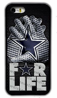 - DALLAS COWBOYS NFL RUBBER PHONE CASE FOR IPHONE XS MAX XR 4S 5 5C 6S 7 8 PLUS