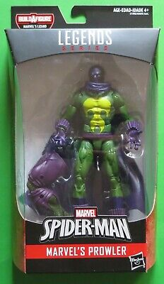 "Marvel Legends Spider-man 6"" Prowler Action Figure (Lizard BAF) - NEW"