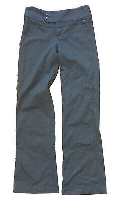 LULULEMON Casual Dress Pants Army Green Sz. 4