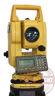Topcon Gts-239n Surveying Total Stationtrimblesokkianikonleicatransit