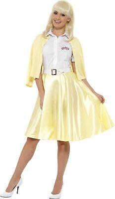 Damen Fett Gut Sandy Kostüm 1950er Damen Film 50er Verkleidung