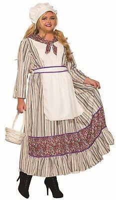 Adult Pioneer Woman Costume Plus Size](Halloween Pioneer Woman)