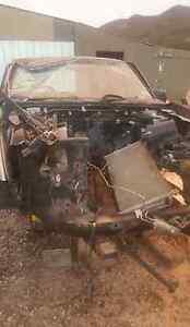 Nissan navara wrecking Sheffield Kentish Area Preview