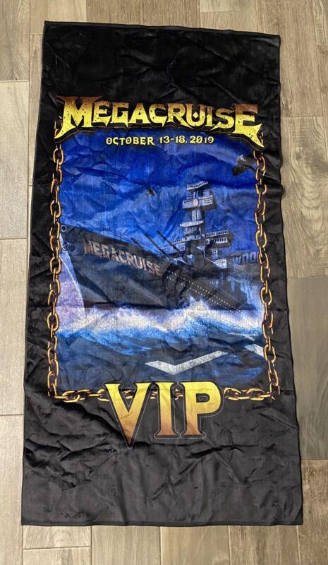 MEGACRUISE 2019 VIP MERCHANDISE Monsters of Rock Cruise