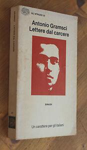 ANTONIO-GRAMSCI-Lettere-dal-carcere-1977-Einaudi