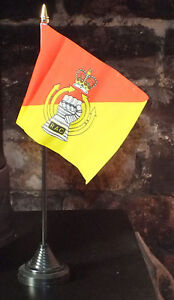 Royal-Armoured-Corps-Desk-Top-Flag-Tank-Army-Military-soldier-veteran-Regiment