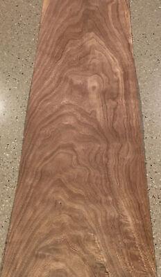 Walnut Stump Wood Veneer 2 Sheets 34 X 11 5 Sq Ft