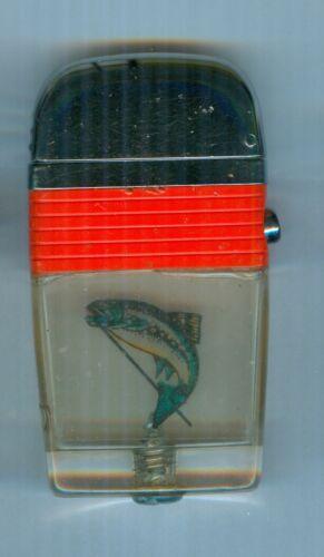 Vintage SCRIPTO VU-LIGHTERS (Hooked Fish)