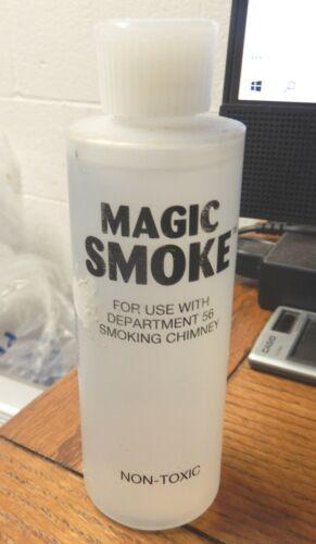 DEPARTMENT 56 DEPT. 56 MAGIC SMOKE 6 OZ. FOR SMOKING CHIMNEY