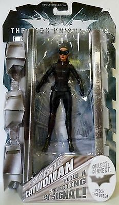 THE DARK KNIGHT RISES CATWOMAN Wearing the Goggles Variant (Goggles Catwoman)