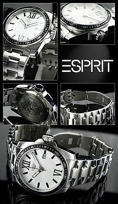 Elegant Diver Men's Esprit Watch Very Nice Easy to Read
