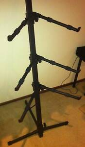 CPK Deluxe pro 3 Tier Keyboard Stand - Holds 3 Keyboards