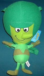 Flintstone-9-Plush-Doll-The-Great-Gazoo