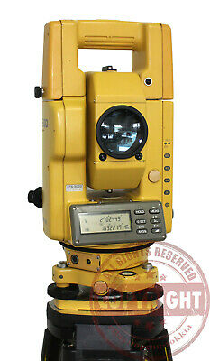 Topcon Gts-302d Surveying Total Stationtopcontrimblesokkianikontransit