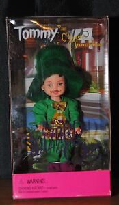 Barbie The Wizard Of Oz Tommy As Mayor Munchkin Doll Nrfb