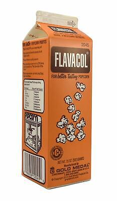 Gold Medal Prod. Flavacol Seasoning Popcorn Salt 35oz.