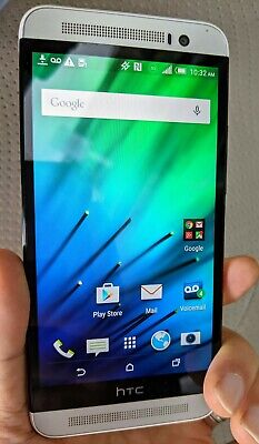 HTC One E8 (OPAJ5) - Sprint - White - Amazing condition