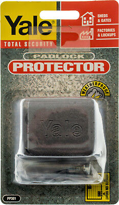 Yale Protected Hasp & Staple - Padlock Protector for sale  Croydon