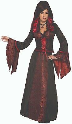 Forum Neuheiten Gräfin Crimson Vampir Erwachsene Damen Halloween Kostüm - Forum Neuheiten Kostüm