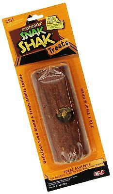 eCOTRITION Snak Shak Rabbit, Guinea Pig & Chinchilla Original Treat Stuffers