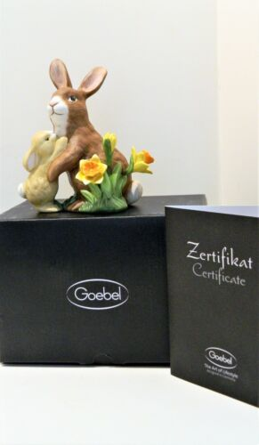 GOEBEL  ANNUAL JAHRESHASE  RABBIT  2020 , LIMITED EDITION OF 7500 ,   BNIB