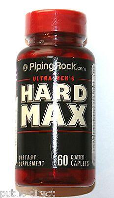 Ultra Hard Max Mens Sexual Enhancement Male Man Drive Libido Pills Capsules