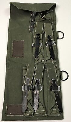 WWII GERMAN MP38 MP40 GREY CANVAS CARRY CASE