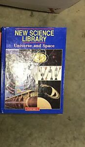 New Science library 6 volume set