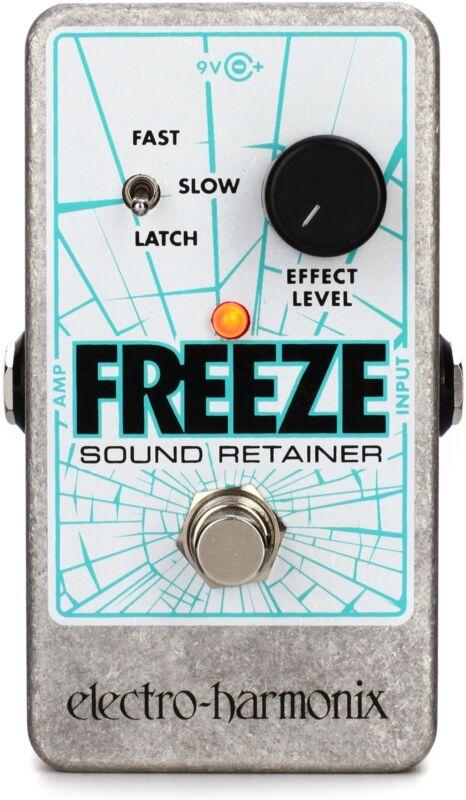 Electro-Harmonix Freeze Sound Retainer Pedal