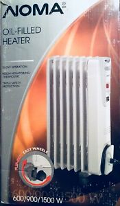NOMA oil filled heater