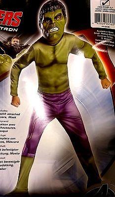 Kostüm HULK Marvel Avengers Größe